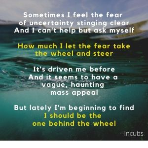 fear poem